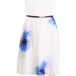 Sukienki hiszpanki: comma Sukienka letnia white