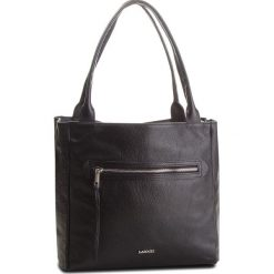 Torebka LASOCKI - VS4508  Czarny. Czarne torebki klasyczne damskie Lasocki, ze skóry. Za 279,99 zł.