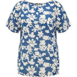 WEEKEND MaxMara GALOPPO Bluzka blue. Niebieskie bluzki na imprezę WEEKEND MaxMara, s, z jedwabiu. Za 479,00 zł.
