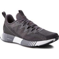 Buty Reebok - Fusion Flexweave CN2854 Grey/Coal/Red. Szare buty do biegania męskie marki Reebok, z materiału. W wyprzedaży za 379,00 zł.
