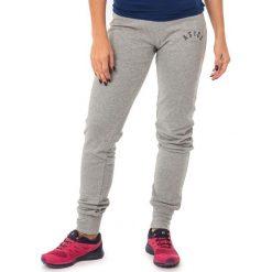 Asics Spodnie damskie Logo Cuffed Heather Grey r. L (1314580714). Brązowe spodnie sportowe damskie marki Asics, l. Za 139,23 zł.