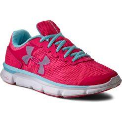 Buty UNDER ARMOUR - Ua W Micro G Speed Swift 1266243-963 Hyr/Wht/Skb. Czerwone buty do biegania damskie marki KALENJI, z gumy. W wyprzedaży za 259,00 zł.