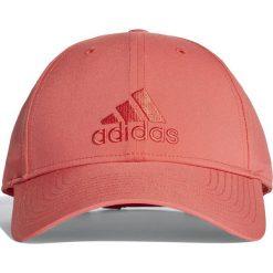 Czapki z daszkiem męskie: Adidas Czapka męska 6Panel Cap Light Weight EMB różowa r. OSFY