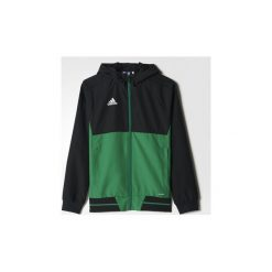 Bluzy dresowe Dziecko adidas  Bluza Tiro 17 Presentation Jacket. Czarne bluzy chłopięce marki Nike. Za 199,00 zł.