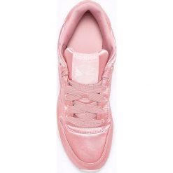 Reebok Classic - Buty Cl Lthr Satin Chalk. Szare buty sportowe damskie reebok classic marki Reebok Classic, z materiału. W wyprzedaży za 179,90 zł.