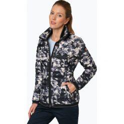 Bomberki damskie: Wellensteyn - Damska kurtka pikowana – Helium Short, czarny