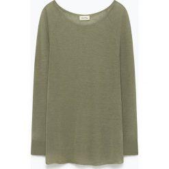 """T-shirty damskie: Koszulka """"Yzabridge"""" w kolorze khaki"""
