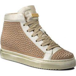 Sneakersy EVA MINGE - Montilla 3L 18BD1372376ES 111. Brązowe sneakersy damskie Eva Minge, z materiału. W wyprzedaży za 309,00 zł.