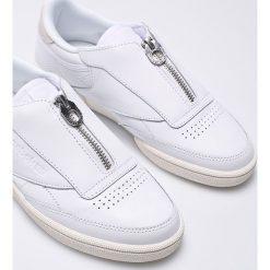 Reebok Classic - Buty Club C 85 Zip M. Szare buty sportowe damskie reebok classic Reebok Classic, z materiału. W wyprzedaży za 279,90 zł.