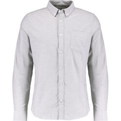 Koszule męskie na spinki: Burton Menswear London OXFORD    Koszula grey