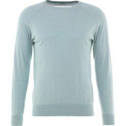 Swetry klasyczne męskie: CLOSED BASIC JUMPER Sweter mint