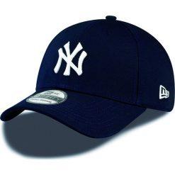 New Era - Czapka League Yankees. Niebieskie czapki z daszkiem męskie New Era. W wyprzedaży za 89,90 zł.