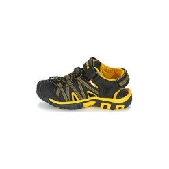 Sandały sportowe Dziecko  Kangaroos  OSATO. Czarne buty sportowe chłopięce KangaROOS. Za 149,00 zł.
