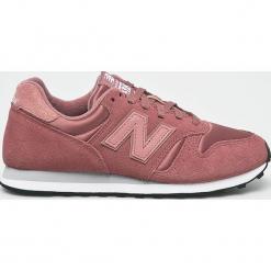 New Balance - Buty WL373PSP. Różowe buty sportowe damskie New Balance, z materiału. W wyprzedaży za 239,90 zł.