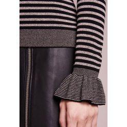 BOSS CASUAL ILANNAH Sweter grey. Szare swetry klasyczne damskie BOSS Casual, xl, z elastanu. W wyprzedaży za 356,85 zł.