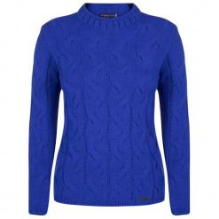 Giorgio Di Mare Sweter Damski Xl Niebieski. Niebieskie swetry klasyczne damskie marki Giorgio di Mare, xl, z wełny. Za 179,00 zł.