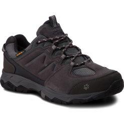 Trekkingi JACK WOLFSKIN - Mtn Attack 6 Texapore Low W 4017602 Grey Haze. Szare buty trekkingowe damskie Jack Wolfskin. Za 559,99 zł.