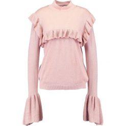 Swetry klasyczne damskie: Moves KARLAH Sweter rose dust