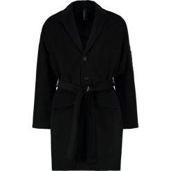 Płaszcze przejściowe męskie: Brooklyn's Own by Rocawear Płaszcz wełniany /Płaszcz klasyczny black