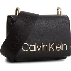 Listonoszki damskie: Torebka CALVIN KLEIN BLACK LABEL - Ck Candy Small Cross K60K604304Ck C 001