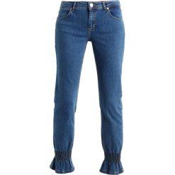 2ndOne NICOLE Jeans Skinny Fit blue clarity. Niebieskie jeansy damskie 2ndOne, z bawełny. Za 339,00 zł.