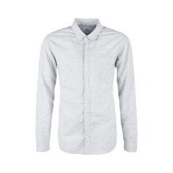 S.Oliver Koszula Męska Xxl Szary. Szare koszule męskie marki S.Oliver, l, z bawełny, z włoskim kołnierzykiem, z długim rękawem. Za 159,00 zł.