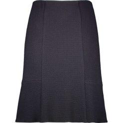Spódnice wieczorowe: Spódnica z godetem w drobny żakardowy wzór