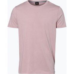 T-shirty męskie: BOSS Casual – T-shirt męski – Typer, różowy