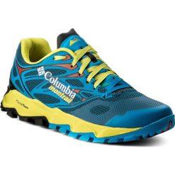 Buty do biegania męskie: Buty COLUMBIA - Trans Alps F.K.T. II BM2802  Phoenix Blue/Zour 489