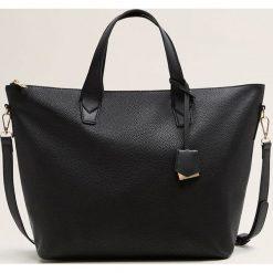 Shopper bag damskie: Mango - Torebka Palmer