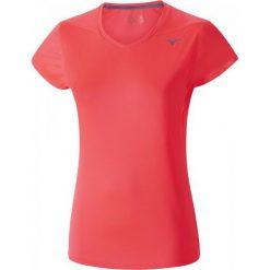 Mizuno Koszulka Sportowa Drylite Core Tee Fiery Coral M. Czerwone bluzki sportowe damskie marki Mizuno, m. W wyprzedaży za 79,00 zł.