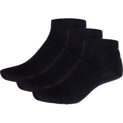 Skarpetki męskie (3 pary) SOM600 - czarny + czarny + czarny - Outhorn. Czarne skarpetki męskie Outhorn, z bawełny. Za 19,99 zł.