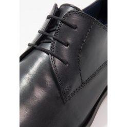 Buty wizytowe męskie: Brett & Sons Eleganckie buty natur asfalto