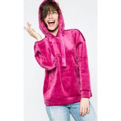 Only - Bluza Isabel. Szare bluzy z kapturem damskie marki ONLY, m, z elastanu. W wyprzedaży za 79,90 zł.