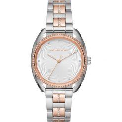 ZEGAREK MICHAEL KORS Libby MK3676. Białe zegarki damskie marki Michael Kors, ze stali. Za 1390,00 zł.