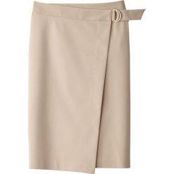 Spódniczki: Spódnica kopertowa