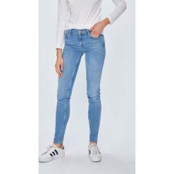Levi's - Jeansy 710. Niebieskie jeansy damskie rurki marki House, z jeansu. Za 399,90 zł.