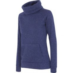 Bluzy damskie: Bluza damska BLD301 – granatowy melanż