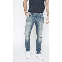 Tommy Jeans - Jeansy Scanton. Niebieskie jeansy męskie slim Tommy Jeans. W wyprzedaży za 399,90 zł.