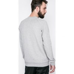 Adidas Originals - Bluza. Szare bluzy męskie rozpinane marki adidas Originals, z gumy. Za 249,90 zł.