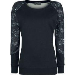 Black Premium by EMP Don't Play Around Bluza damska czarny/szary. Czarne bluzy z nadrukiem damskie marki Black Premium by EMP, xl. Za 149,90 zł.