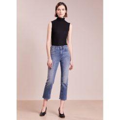 Swetry klasyczne damskie: Bruuns Bazaar ANGELA TOP Sweter black
