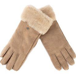 Rękawiczki Damskie EMU AUSTRALIA - Apollo Bay Gloves Chestnut XS/S. Szare rękawiczki damskie marki EMU Australia, z gumy. Za 439,00 zł.