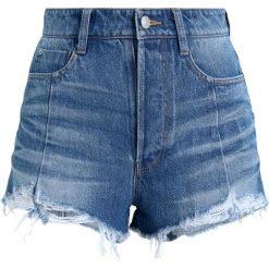 Bermudy damskie: Miss Sixty JEMIMA Szorty jeansowe blue denim
