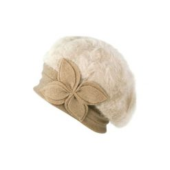 Czapka damska Verona beżowa. Brązowe czapki zimowe damskie marki Art of Polo. Za 49,91 zł.