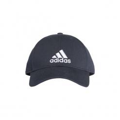 Czapki z daszkiem adidas  Czapka szcześciopanelowa Classic. Niebieskie czapki z daszkiem męskie Adidas. Za 69,95 zł.