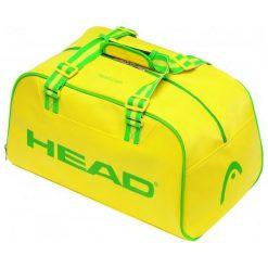 Head Torba Sportowa 4 Majors Club Bag Yellow. Żółte torby podróżne Head. W wyprzedaży za 139,00 zł.