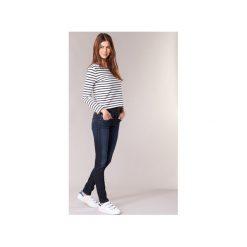 Jeansy skinny G-Star Raw  LYNN MID SKINNY. Czerwone jeansy damskie skinny marki G-Star RAW, l, z bawełny. Za 699,00 zł.