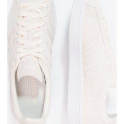 Trampki męskie: adidas Originals CAMPUS STITCH AND TURN Tenisówki i Trampki chalk white/footwear white