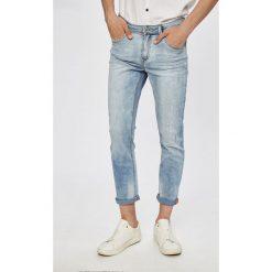 Medicine - Jeansy Desert Grunge. Niebieskie jeansy męskie slim marki House, z jeansu. W wyprzedaży za 79,90 zł.